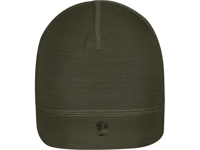Fjällräven Keb Fleece-hattu, laurel green